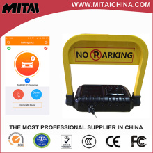 2016 New Arrival Bluetooth Parking Lock with Ultrasonic Function