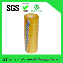 SGS Approved Yellowish Stationery Tape (BOMEI-M22)