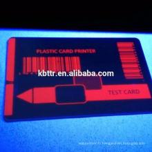 Ruban uv bleu fluorescent ruban uv ruban zèbre imprimante