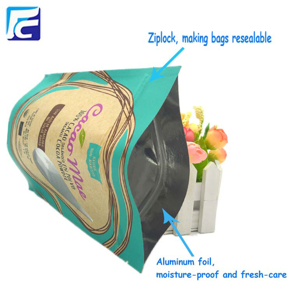 Kraft Paper Bag Food Packaging