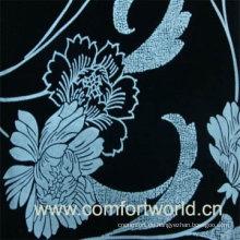 Dekoratives Flockgewebe für Sofa