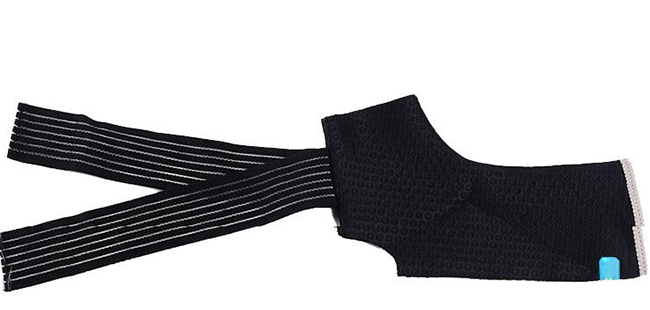 Ultrathin Design ankle sleeve
