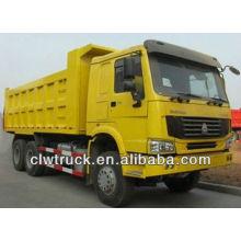 HOWO 6x4 tipper truck,ZZ3257N4147W dump truck