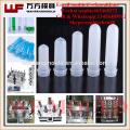 2017 venta caliente nuevo producto moldeo de preforma de inyección de plástico 8 cavidad corredor caliente mascota de plástico de preforma molde que hace
