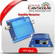 Fournisseur professionnel High Performance CATV FTTH Mini Optical Satellite Receiver