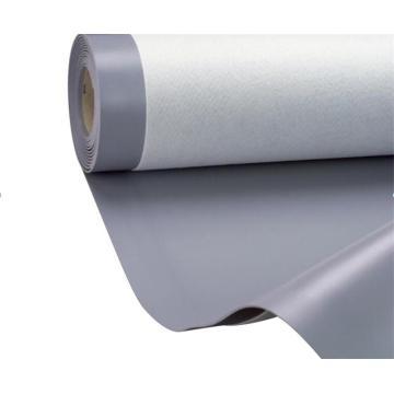 PVC polyester reinforced UV resistant waterproof membrane