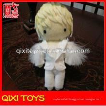 angel plush plush love doll toy