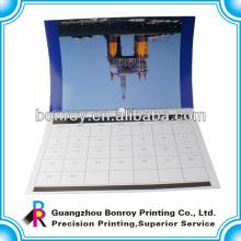 La mejor calidad de impresión de calendario de marca guangzhou