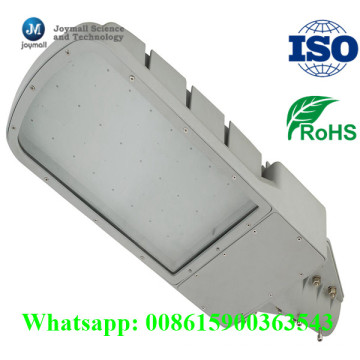 La aleación de aluminio del OEM a presión la vivienda de la lámpara de la luz de calle de la fundición LED