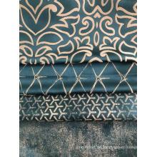 100% Polyester Vorhang Jacquard Stoff