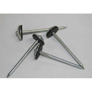umbrella head smooth shank roofing nails