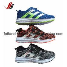 Последний Мужской flyknit не спортивная обувь, удобная обувь блуждания, безопасность кроссовки