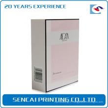 L'emballage imprimé par coutume de boîte de parfum de luxe d'emballage encadre pour le cosmétique