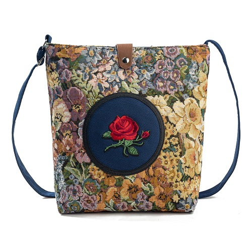 Fashion Women Embroidery