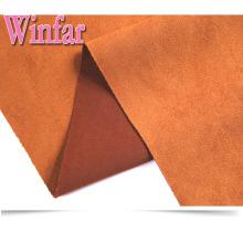 100% Polyester Waterproof Scuba Microfiber Suede Fabric