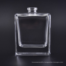 Popular Perfume Bottles with Square Shape and Small Size