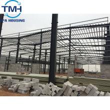Aspecto moderno Construcción Taller de acero para producción