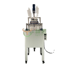 Intelligent controlled temperature electric heating laboratory reactor