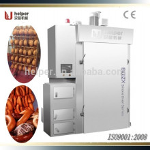 two trolley automatic sausage/meat smoke oven