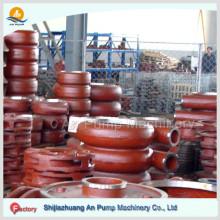 China Centrífuga Bomba Fábrica de fundição de lodo Água Pump Parts OEM