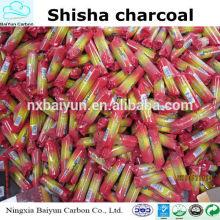 Beste Qualität Holzkohle für Shisha Shisha