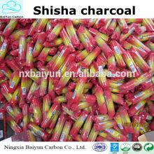 Mejor uso de carbón de calidad para Hookah Shisha