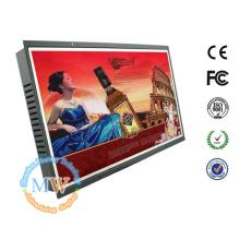 Jogador do anúncio do lcd do quadro aberto do signage digital de 21,5 polegadas full HD