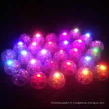 centres de mariage conduit la lumière du ballon pour la décoration de fête