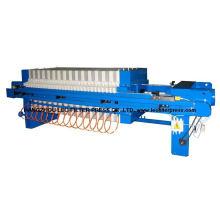 Leo Filterpresse Automatische Membranfilterpresse für chemische Produkte