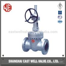 Handwheel cast iron gate valve