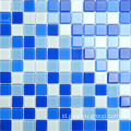 Glass Block Mix Color Mosaic