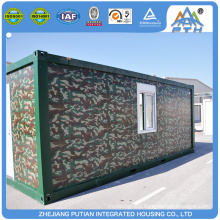 Different surface single apartment cheap prefab house for sale