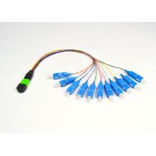 Patch Cord de fibra óptica MPO / MTP