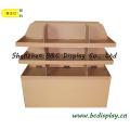 Высокое качество горячей Продажа картона счетчик стойка дисплея (B и C-С001)