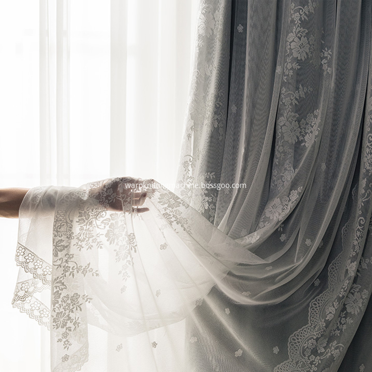 Lace Curtain 5