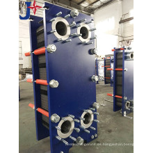 Repuesto Alfa Laval M3 / M6 / M6m / M10 / M15 / M20 / Mx25 / M30 / Clip 3 / Clip6 / Clip8 / Clip10 / Ts6-M / Tl6 / T20-B / T20-M / T20-P / Ts20-M Revovable Intercambiador de calor de placas