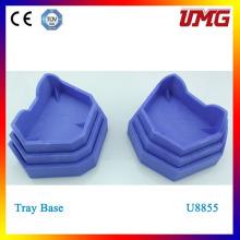 Base de la bandeja dental / molde dental / fuente dental U8855