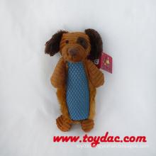 Soft Cartoon Dog Squeak Toy