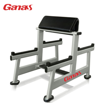 Peralatan Olahraga Gym Komersial Standing Arm Bench