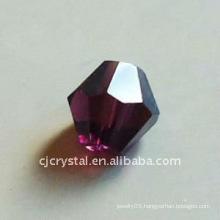 High Quality Xilion Cut Bicone Glass Beads