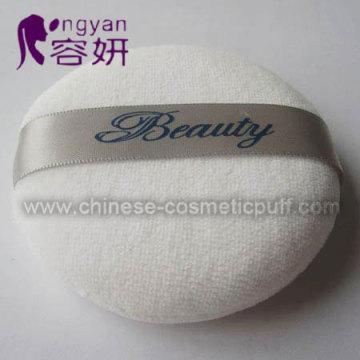 Puff cosméticos de algodão