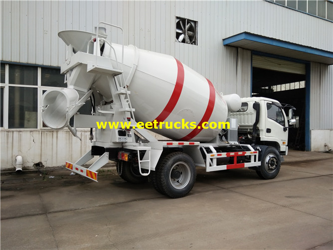 Used Cement Transport Trucks