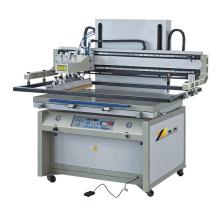 silk horizontal t shirt  card Screen Printing machine
