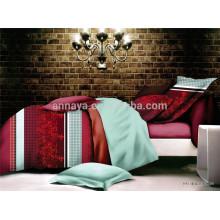 Комплект постельного белья с коротким постельным бельем из Калифорнии