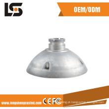 Molde de fundição sob pressão de alta pressão ODM Caixa de câmera de alumínio cctv