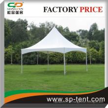 Regenbeständiger Pavillon 5mx5m in Aluminiumstruktur für Gartenparty