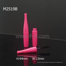 Pink Custom Charming Plastic Empty Mascara Tube
