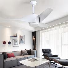 Ventilador de teto CC com lâminas de ABS de alta qualidade