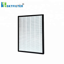 ulpa panel and hepa H11 H12 H13 H14 Air Filter for Cleanrooms