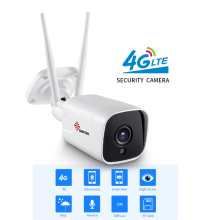 H.265 2MP 4G draadloze CCTV-camera